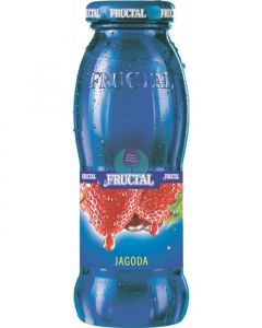 Fructal jahoda 0.2l