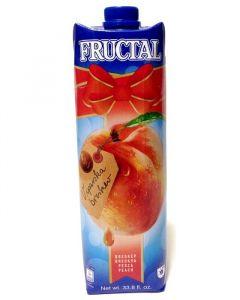 Fructal broskev 1l