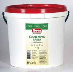 Česneková pasta 30% 6kg