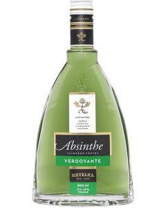 Absint Verdoyante 60% 0.5l Metelka