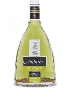 Absint de Moravia 70% 0.5l Metelka