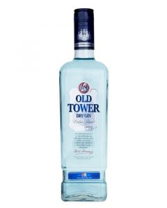 Old Tower Dry Gin 37.5% 0.7l