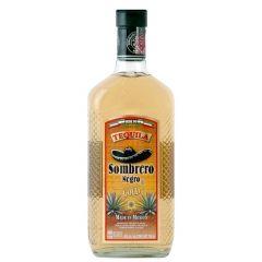 Tequila Sombrero gold 38% 1l