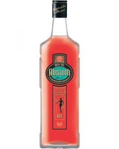 Absint 70% 0.5l červený Ďábel