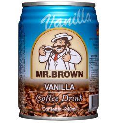 Led.káva Mr.Brown 0.25l Vanilka