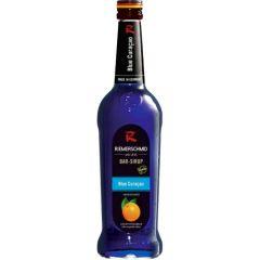 Bar-Sirup blue curacao 0.7l Riemerschmid