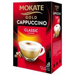 Cappuccino gold klasik 8x12.5g