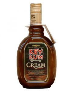 Key rum cream Stock 17% 0.5l