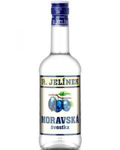 Moravská švestka 40% 0.5l