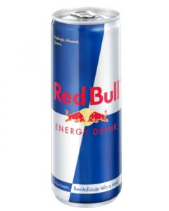 Red Bull 0.25l plech