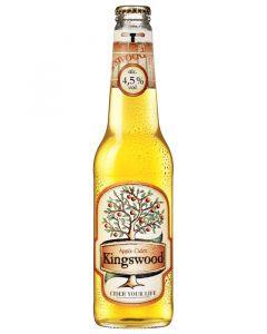 Kingswood Apple Cider,ORIGINÁL 4,5% 0.4l/12