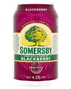 Somersby blackberry cider 0.33l/24-plech