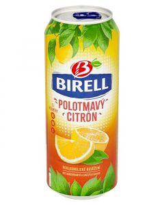 Birell Polotmavý - Citrón  0.5l plech