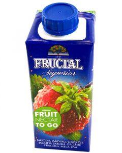 Fructal jahoda  0,2l TP Brick