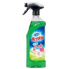Krystal olej.osvěžovač zelený 750ml