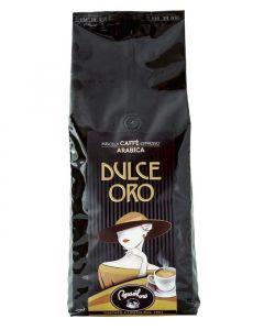 Káva Brasil Oro Dulce Oro 1kg 100/0 zrnková