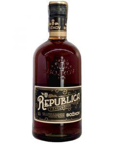 Božkov Republica Exclusive Dark 38% 0.7l
