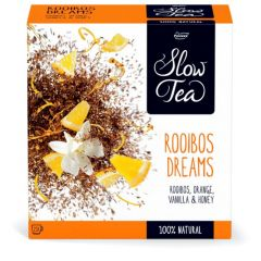 Pickw.Slow Tea Rooibos Dreams 25x3g