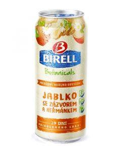 Birell Botanic.jabl.se zazv.a heřman. 0.4l plech