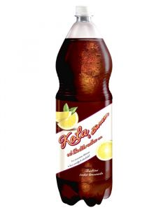 Poděbradka Limo Cola Citron 2l