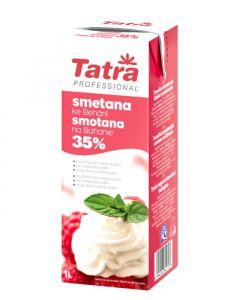 Šlehačka trvanl. 1l 35% Tatra