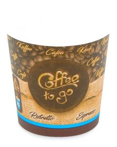 Pohárek PAP Coffe To Go 0.1 l/100ks