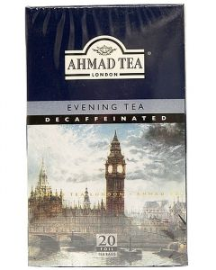 Ahmad Tea Evening Decaffeinated 20x2g