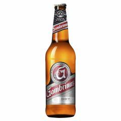 Gambrinus Dry světlé vyčepní 0.5l/20 sklo