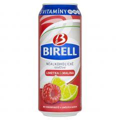 Birell limetka-malina 0.5l plech