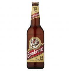 Gambrinus 12° 0.5l/20 sklo