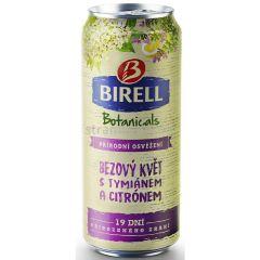 Birell Botanic.bez.květ s tymi.a citron.0.4l plech